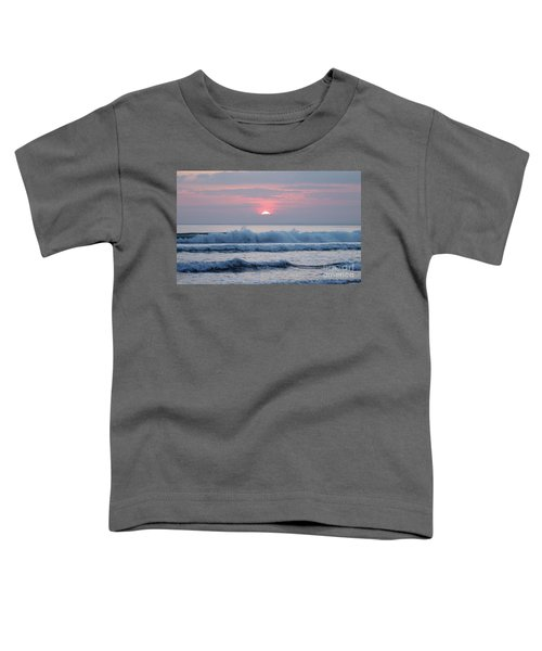 Fanore Sunset 1 Toddler T-Shirt