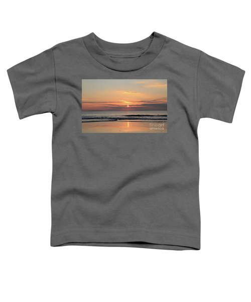 Fanore Sunset 3 Toddler T-Shirt