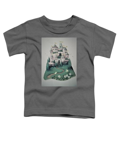 Fantasy Castle Toddler T-Shirt
