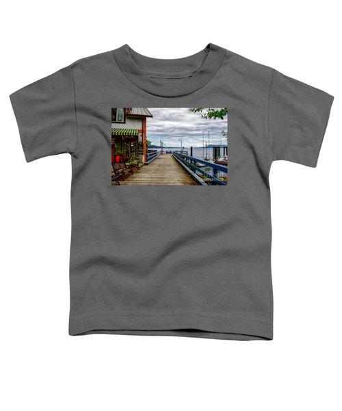 Fantasy Dock Toddler T-Shirt