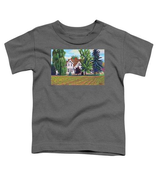 Farm House - Chinden Blvd Toddler T-Shirt