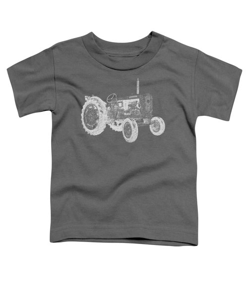 Farm Tractor Tee Toddler T-Shirt