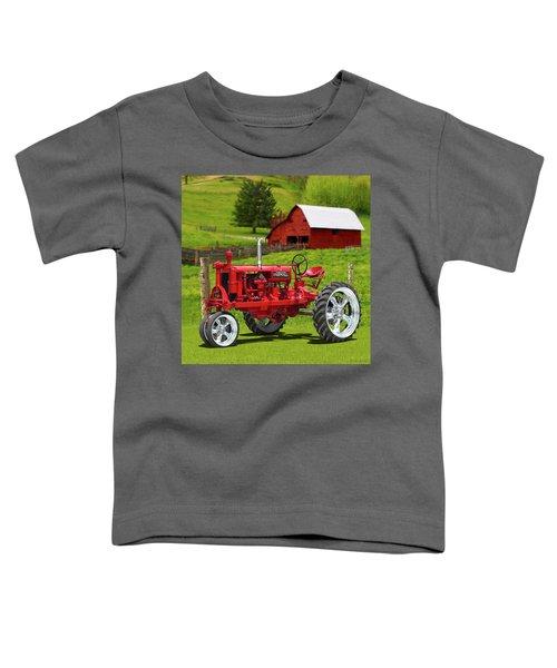 Farmall Special Toddler T-Shirt