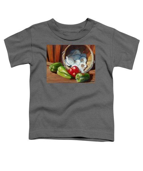 Farmers Market Toddler T-Shirt