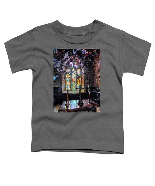 Farne Island Church Toddler T-Shirt