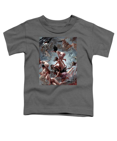 Faust's Vision Toddler T-Shirt