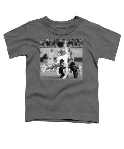 Cristiano Ronaldo 18 Toddler T-Shirt