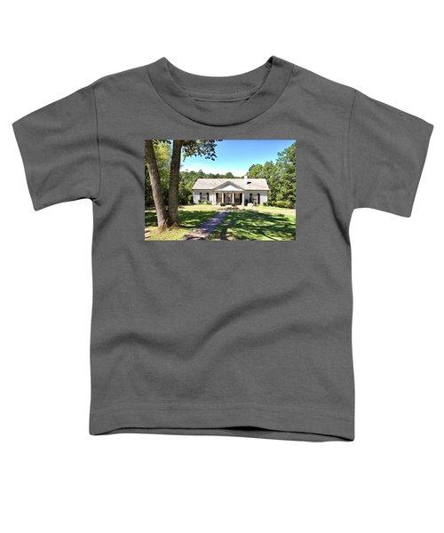 Fdr's Little White House Toddler T-Shirt
