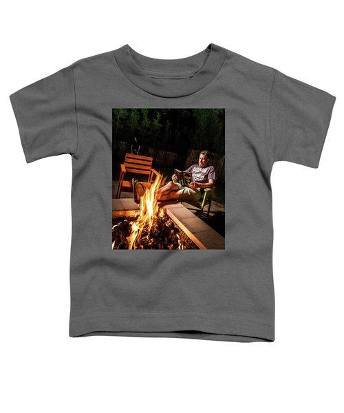 Fear By Fire Toddler T-Shirt