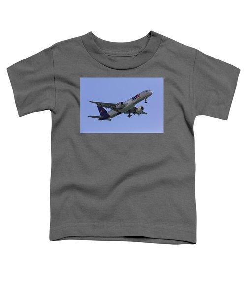 Fedex 757  Toddler T-Shirt