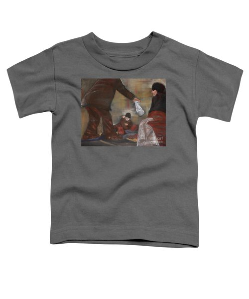 Feeding The Hungry Toddler T-Shirt