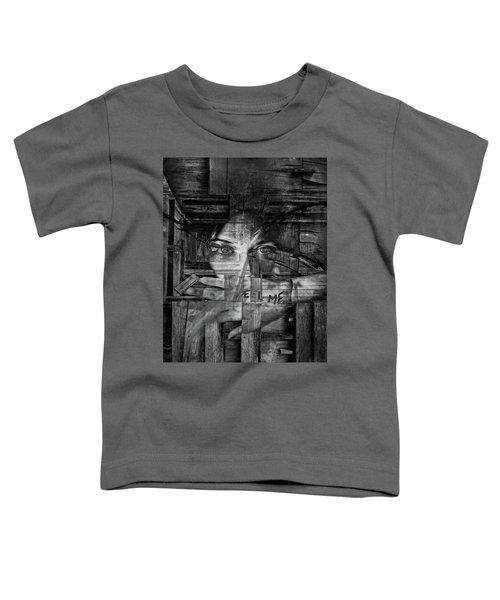 Feel Me Toddler T-Shirt