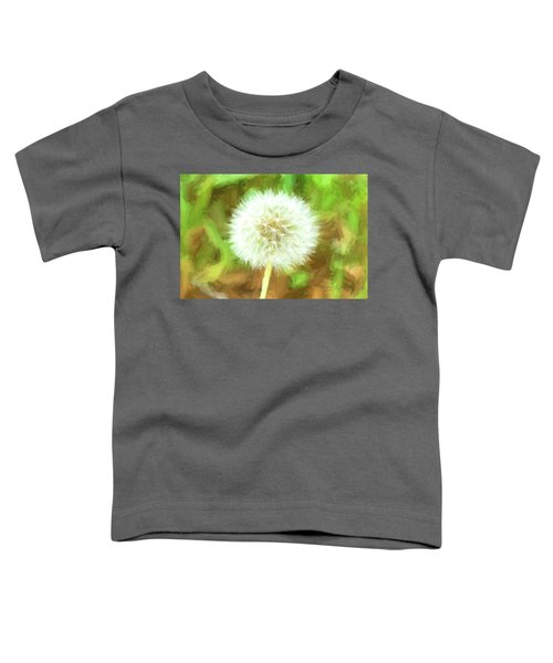 Feeling Dandy Toddler T-Shirt