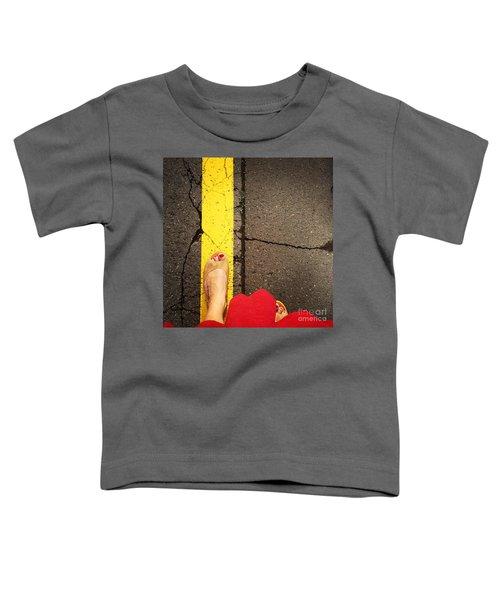Feet Around The World #27 Toddler T-Shirt