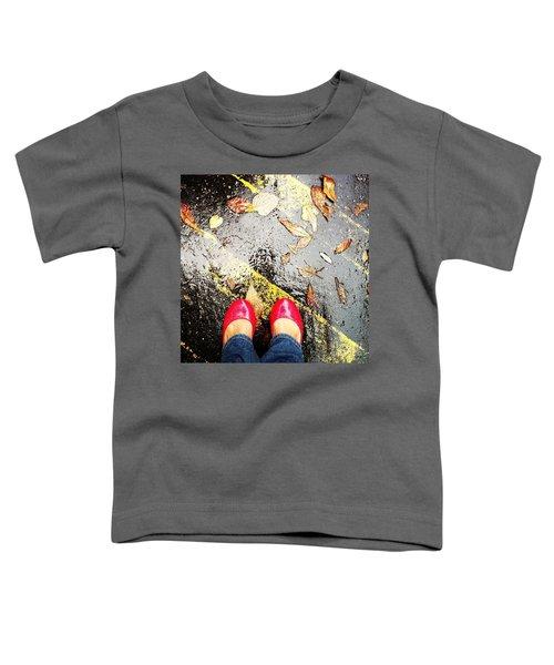 Feet Around The World #29 Toddler T-Shirt