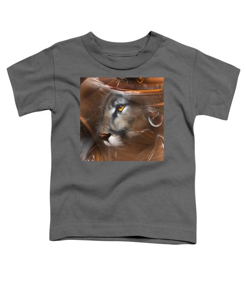 Feline Princess Toddler T-Shirt