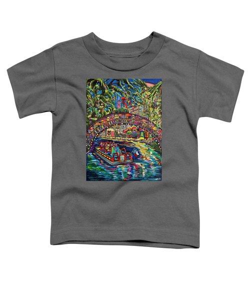 Feliz Navidad San Antonio Toddler T-Shirt