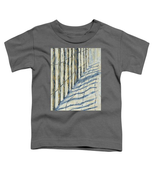 Fence At Palmetto Dunes Toddler T-Shirt