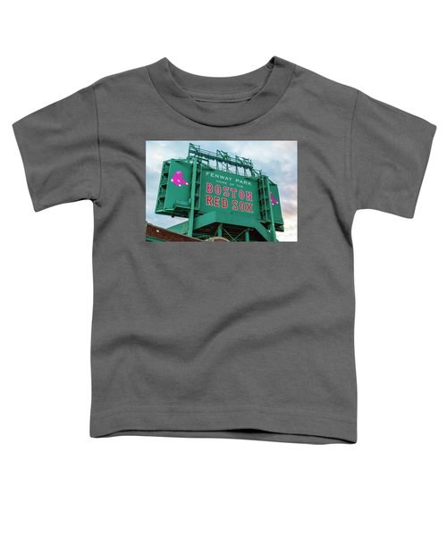 Fenway Park - Home Of The Red Sox Toddler T-Shirt