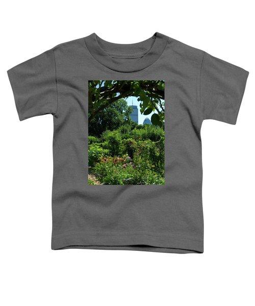 Fenway Victory Gardens In Boston Massachusetts  -30951-30952 Toddler T-Shirt