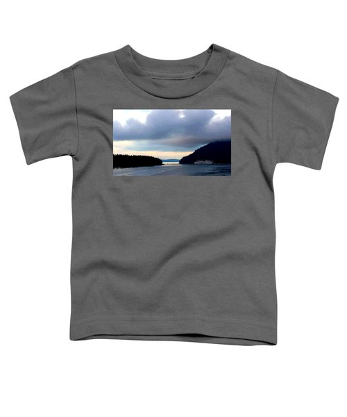 Ferry Crossing Toddler T-Shirt