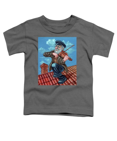 Fiddler On The Roof. Op2608 Toddler T-Shirt