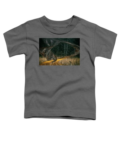 Field Warping Toddler T-Shirt