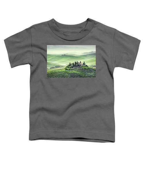 Fields Of Eternal Harmony Toddler T-Shirt