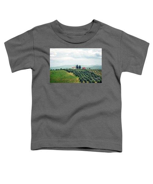 Fields Of Heavenly Delights Toddler T-Shirt