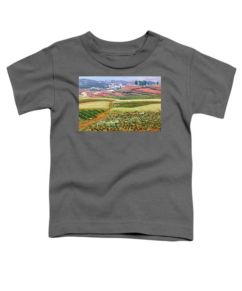 Fields Of The Redlands-1 Toddler T-Shirt
