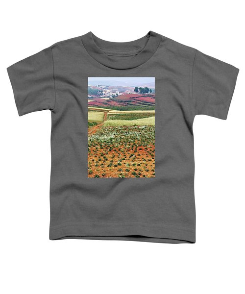 Fields Of The Redlands - 2 Toddler T-Shirt