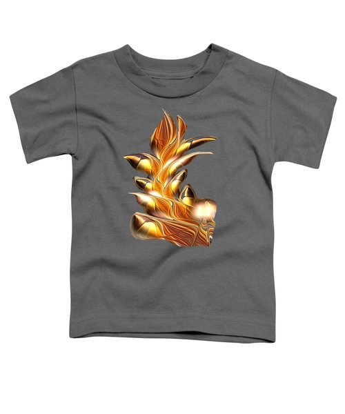 Fiery Claws Toddler T-Shirt