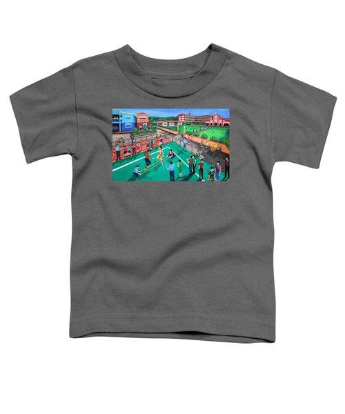 Fiesta Ko Sa Houston Toddler T-Shirt