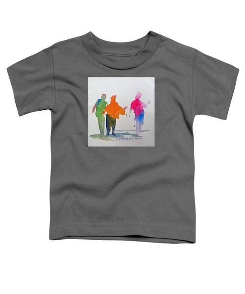 Figures In Motion  Toddler T-Shirt