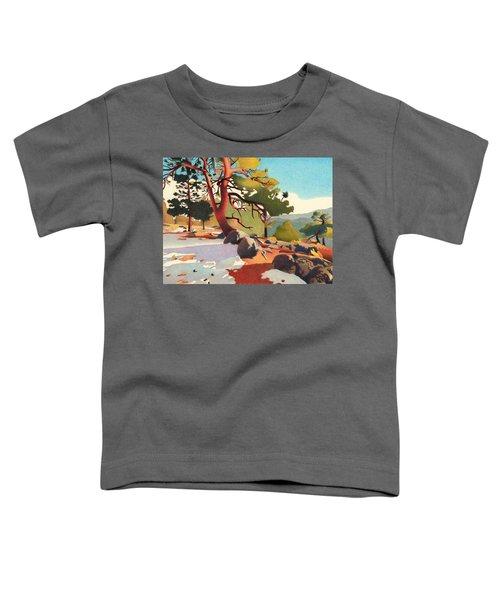 Fillius Ridge Toddler T-Shirt