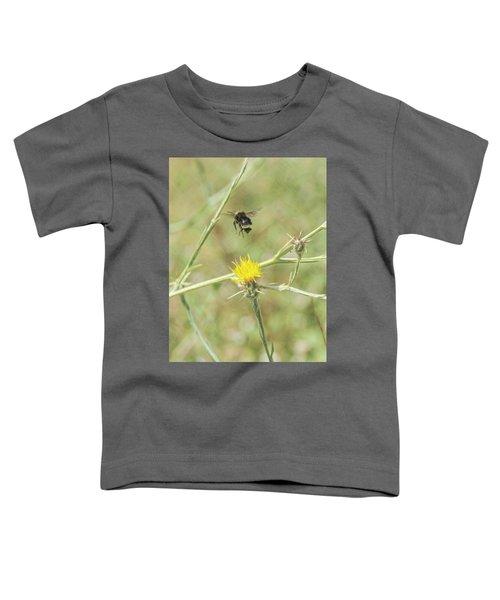 Finnon Bumble Bee Toddler T-Shirt