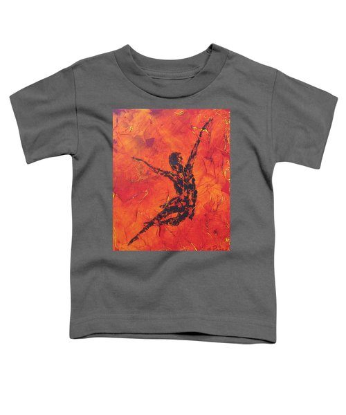 Fire Dancer Toddler T-Shirt