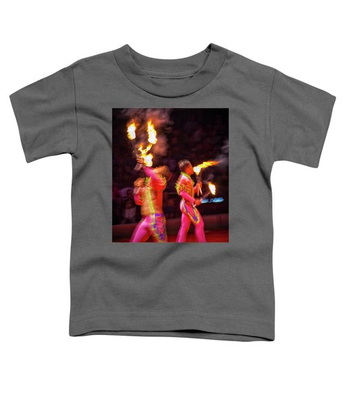 Fire Eaters Toddler T-Shirt