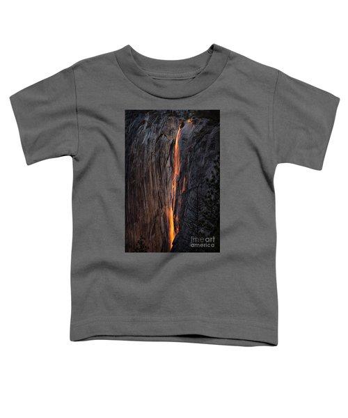 Fire Fall Toddler T-Shirt
