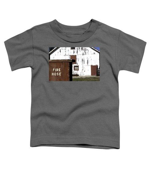 Fire Hose Toddler T-Shirt