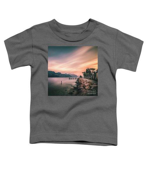 Fire In My Heart Toddler T-Shirt