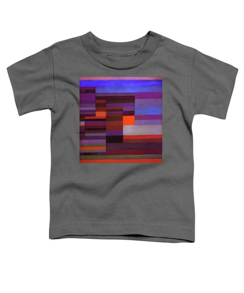Fire In The Evening Toddler T-Shirt