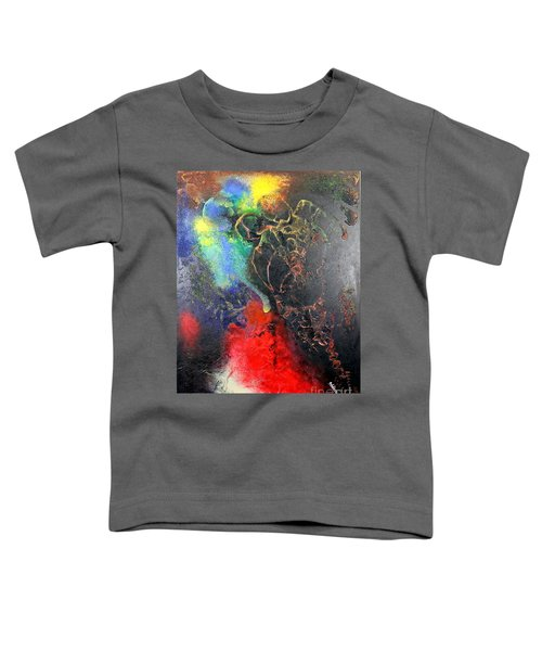 Fire Of Passion Toddler T-Shirt
