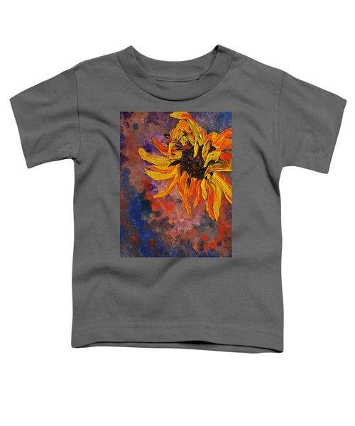 Firespace Flower  27 Toddler T-Shirt