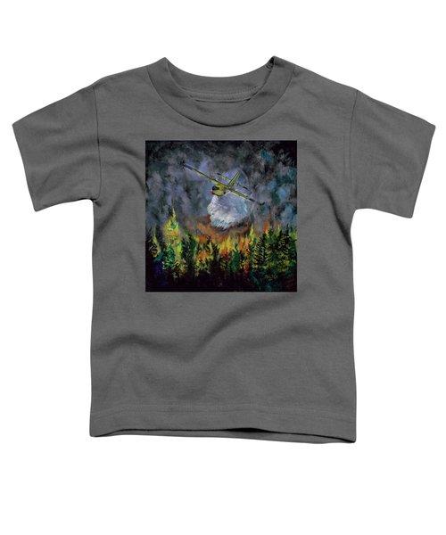 Firestorm Toddler T-Shirt