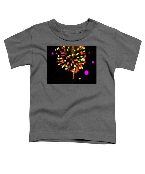 Firework Toddler T-Shirt