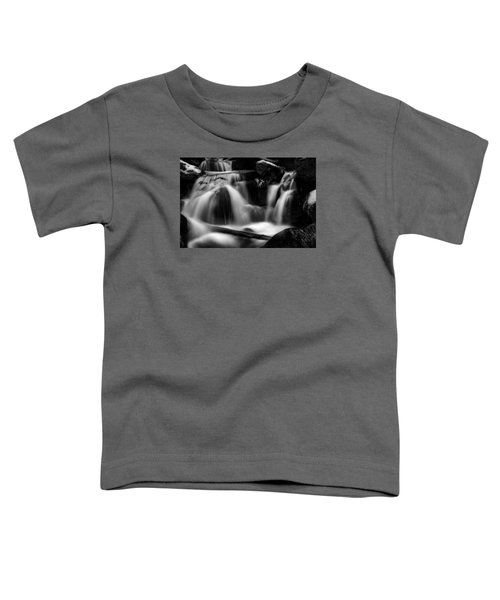 first crystals on the Bodefall, Harz Toddler T-Shirt
