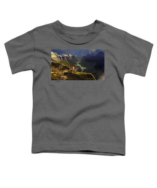 First Interlude Toddler T-Shirt