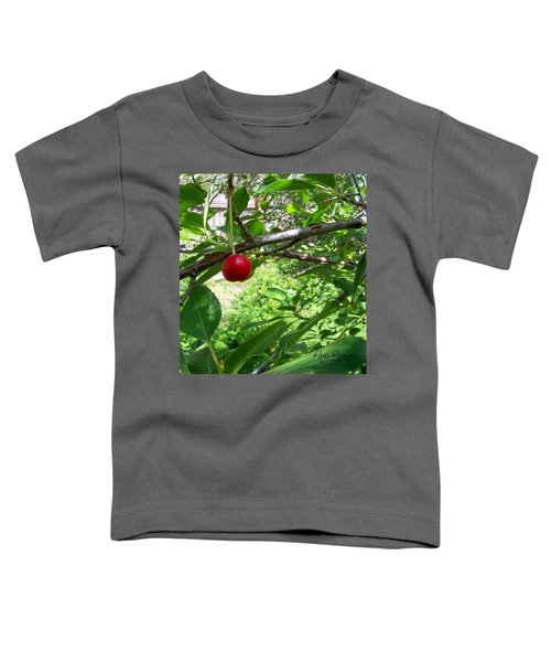 First Of The Season Toddler T-Shirt