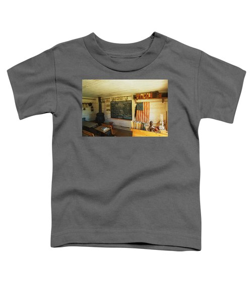 First School In Montana Toddler T-Shirt
